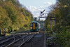 28th Oct 08:  Climbing towards Amberley Station is 377419