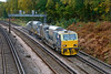14th Oct 08: Pounding away at the back was 37059