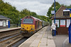 4th Oct 08:  Now 67023 leads 67014 on the 12.17 to Wrexham through Seer Green