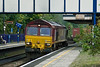 22nd Sep 08:  The Intermodal for Birch Coppice and 66069