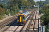 27th Sep 08: Bound for Yeovil Junction is 159022