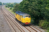 18th Sep 08:  Network Rail route learner used 31105 from Derby to Bournemouth