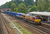 15th Sep 08:  Newly refurbished 58050 passing through Winchfield