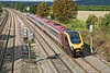 25th Sep 08:  Having been held at the signal 220003 starts away towards Reading