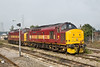 27th Sep 08: 37417 & 37401 rest at Didcot
