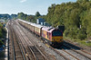 27th Sep 08: 67021 powers the VSOE to Basingstoke from the Southamton Direction