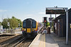 19th Sep 08: 450072 pulls into Ash station with the 12.10 departure to Ascot