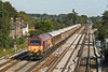 27th Sep 08: 67002 on the tail.  It returned a shortly after and went to Poole via the Laverstock Loop