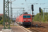 11th Sep 08:  143 843-1 slows with an express for Dessau