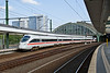 11th Sep 08: Inter City high speed DMU ready to depart to Kopenhagan
