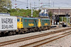20th Aug 09:  Freightliner 86639 & 638 work 4L92 from Ditton to Felixstow through Tamworth