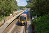 8th Aug 09:   1P29 is the 11.00 from Waterloo to Portsmouth Harbour. 450042 is pictured climbing up through Worplesdon