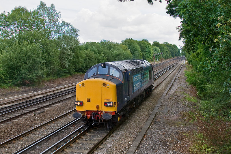 20th Jul 09:  0Z37 was for 37602 to get to Southampton from Wembley. Unfortunately the job it had been wanted for was cancelled.