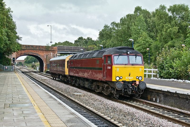 29th Jul 09:  57601 works 2Z03 from Slough to Swindon via Worcester through Twyford