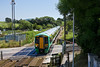 16th Jun 09:  377417 enters Cooksbridge on 1F31 from Eastbourne to Haywards Heath