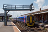 1st Jun 09:  4 hours and 42 minutes after departing from Great Malvern, and running exactly to time 1O98 the 10.51 from Great Malvern to Brighton eases through Ford.