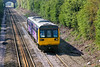 29th Apr 09:  The 10.47 from Sheffield to Leeds in the hands of142090 leaves Thurnscoe