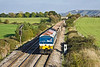 14th Oct 09:  7V16 is the Fareham to Whatley empty boxes.  59103 does the honours as the train departs from Westbury