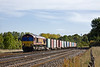 24th Sep 09:  66025 works 6V38 MoD stores from Marchwood to Didcot though Lower Basiildon