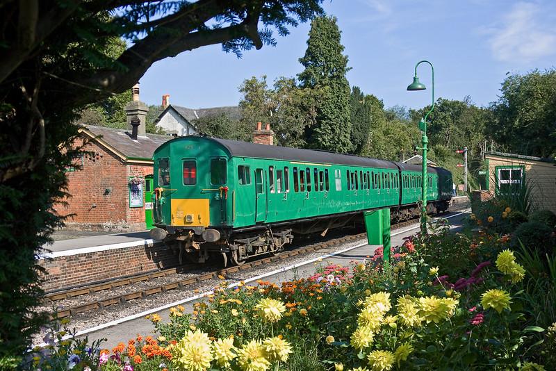 27th Sep 09:  Hampshire Idyll