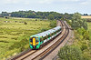 12th Aug 10:  Passing through Beddingham is 377439 forming the 16.52 from Brighton to Ore