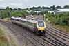 10th Aug 10:  At Didcot North Junction is 220019 working 1M34 the 08.45 Bournemouth to Manchester Piccadilly