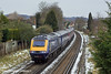 27th Dec 10:  43005+43031 return to the West of England working 1V10 from Waterloo to Penzance.  Captured leaving Egham