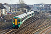 26th Jan 10:  377450 departs from Littlehampton with 1H07 the 12.15 to Victoria