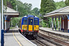 20th Jul 10:  455861 at Bookham  departing with 2D23 the 10.39 from Waterloo
