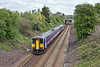 7th May 10:  153332 leaves Pannal for Knaresborough