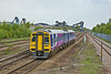 11th May 10:  158845 nears Hatfield and Stainforth Station