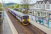 7th May 10:  155542 and 153332 enter Pannal with the13.59 Leeds to Knaresborough service
