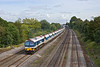 30th Sep 10:  With  42 on the  hook 59103 brings a 2 part 6V18 from Hither Green to Whatley away from Iver