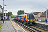 28th Sep 09:  450568 on 2S38 from Weybridge to Waterloo calls at Chertsey