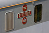 1st Sep 10: 73107 Spitfire name plate