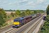 16th Sep 10:  Seen running through Shottesbrooke, 67005 'Queens Masenger' is returning the DBS Executivr set to Eastleigh from Willesden