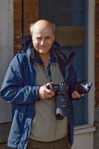 21st Sep 11:  Richard Lewis at Leamington Spa