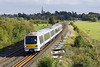 21st Sep 11:  Storming away from Kings Sutton is 168214  working 1R40 the 15.07 from Marylebone to Birmingham Moor Street