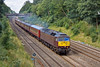 15th Aug 11:  WCR 47500 hurries railtour ECS (5Z94) from Bristol Temple Meads to Southall through the Sonning Cutting