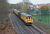 11th Dec 11:  DBS 9708 on the point of 1Q06 powered by 31285 is captured from the bridge in Trumps Mill Lane at Virginia Water.