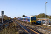 12th Dec 11:  165104 slows for the Twyford stop.  2P39 departed  from Reading at 10.18