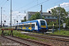 6th Jun 11:  The Connex Liepzig to Warnemunde service arrives at the destination
