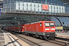 2nd JUn 11:  DB 112 101 runs into Berlin Hbf with a Regional service to Ratherau (RE 2)