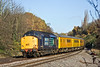 30th Nov 11:  with 37604 now leading again as 1Q13 now takes the West of England line away from Southcote Junction