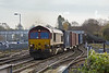 23rd Nov 11:  66080 is in charge of 4M66 from Southampton to Birch Coppice.  Captured at Oxford