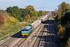 28th Oct 11:  59001 on the point of 7C77 from Acton to Merehead at Southbury Lane
