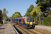 3rd Oct 11:  450036 arrives at Bagshot with the 15.53 (2N43) from Ascot to Guildford via Aldershot