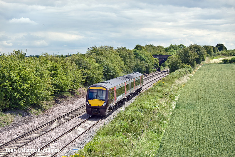 30th Jun 11:  170111 forms the 13.19 from Birmingham New Streeet to Nottingham