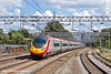 30th Jun 11:  Racing through Rugeley is the 15.07 Euston to Liverpool