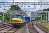 30th Jun 11:  90048 hammers north through Rugeley with an unidentified working
